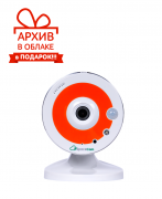 SpaceCam F1 Orange IP-камера корпусная