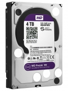 HDD 4000 GB (4 TB) SATA-III Purple NV WD4NPURX Жесткий диск (HDD), стандарт SATA-III, объем 4000 GB (4 TB) для видеонаблюдения