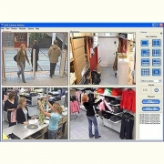 Axis Camera Station Base Pack 4 channels EN (0202-700) Программное обеспечение