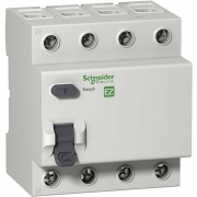 УЗО Easy9 4П 63А 30мА AC 230В Schneider Electric