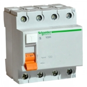 УЗО ВД63 4П 63A 300mA АС Schneider Electric